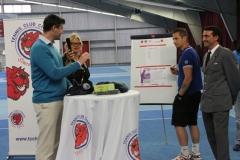 ITF Women's 2014 Premiazione Finale