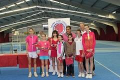 Premiazione torneo Junior Femminile